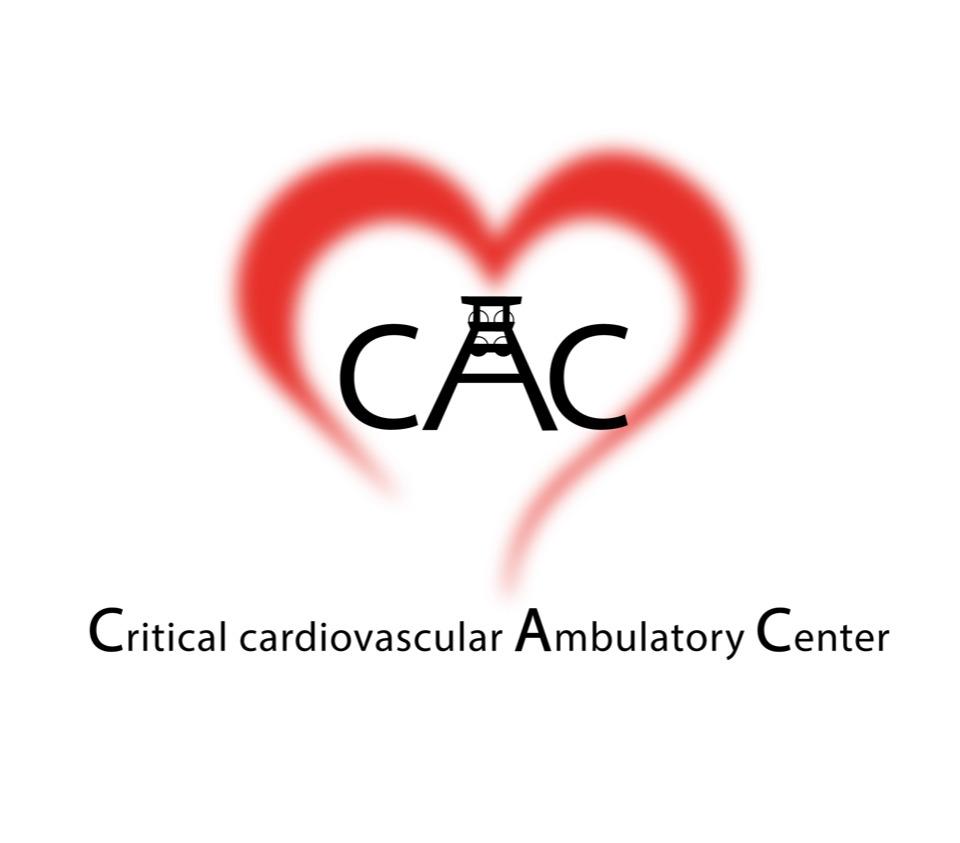 Logo des Critical cardiovascular Ambulatory Center