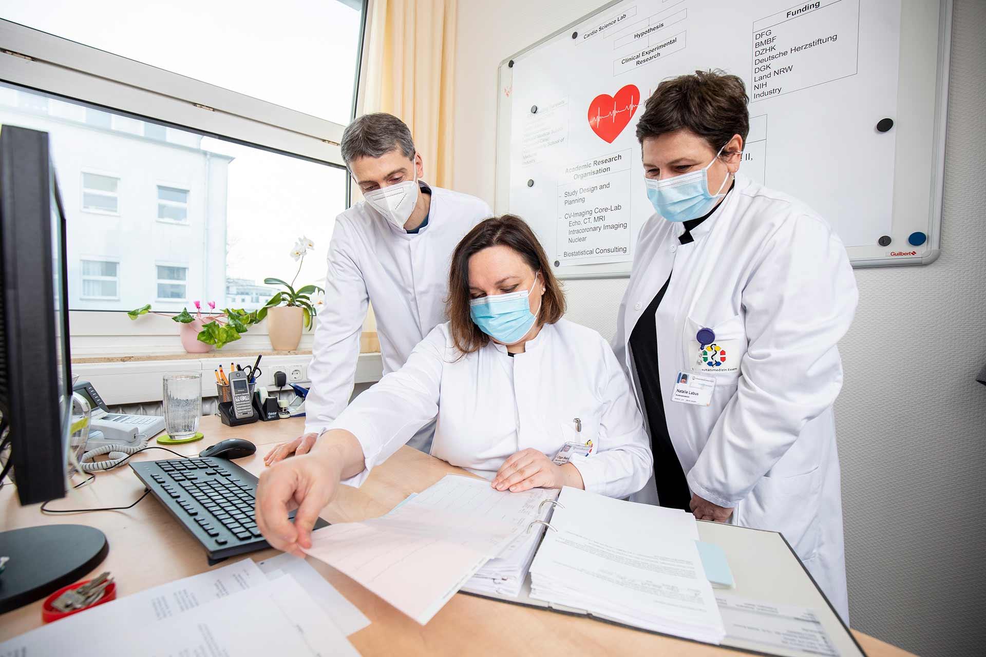 Cardiac Trial Unit - Titelbild